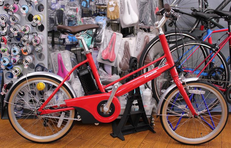 Panasonicの電動自転車 Jコンセプトが入荷いたしました
